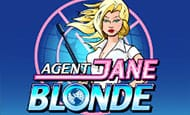 Agent Jane Blonde slot game