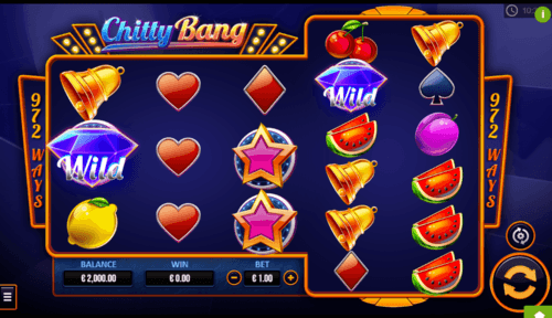 Chitty Bang Slot 1