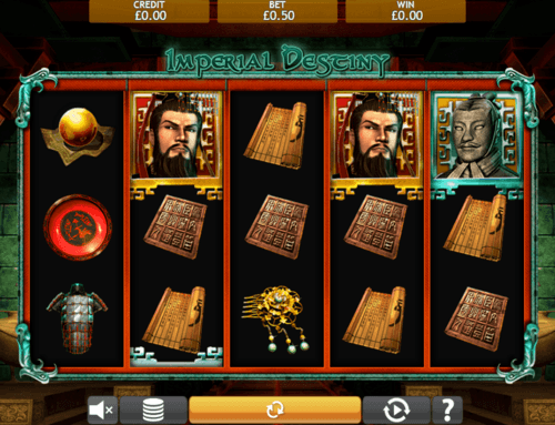 Imperial Destiny UK online slot game