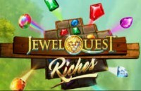 Jewel Quest Riches UK online slot