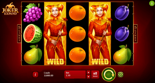 Joker Expand slot game