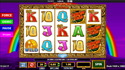 Rainbow Riches uk slot