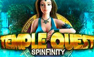 temple quest spinfinity UK online slot